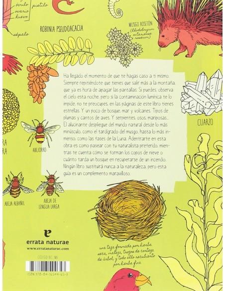 Cuadernos de naturaleza
