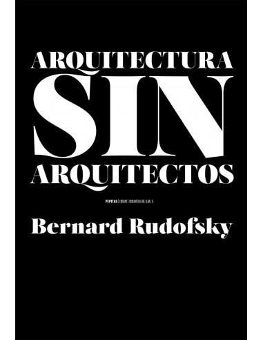 Arquitectura sin arquitectos