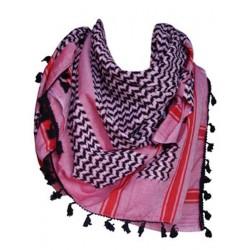 Pañuelo palestino auténtico (Kufiya) Amal