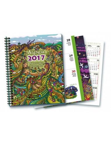 Agenda Solidaria 2017