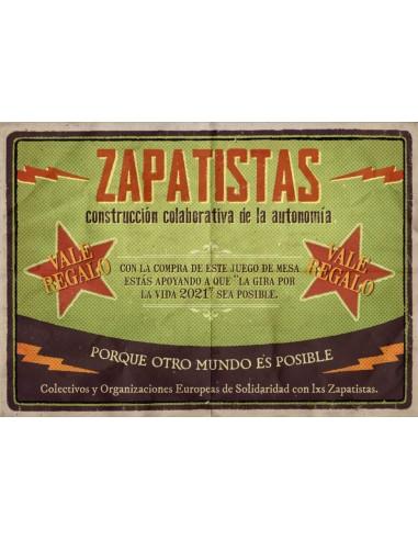 Juegos de mesa Zapatistas
