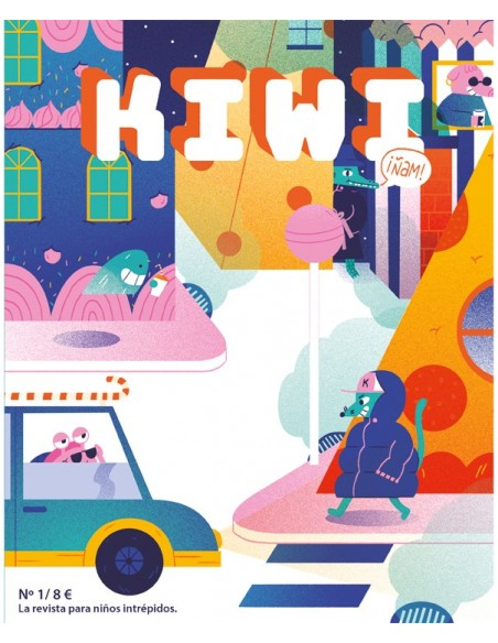 Kiwi nº1 - ¡Ñam!