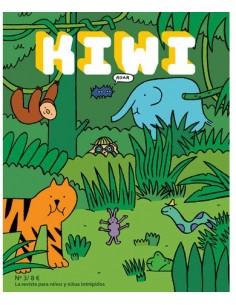 Kiwi nº3 - Roar