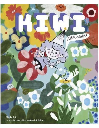 Kiwi nº4 - Abracadabra