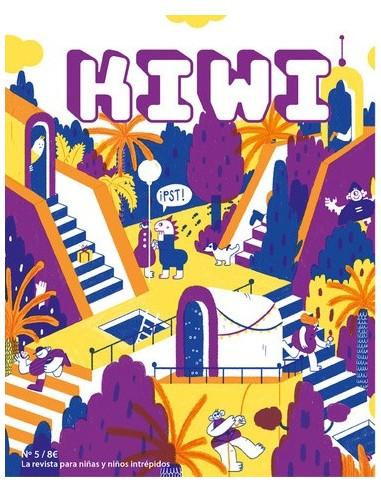 Kiwi nº5 - ¡PST!