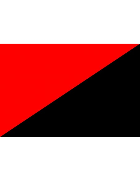 Bandera rojinegra del anarcosindicalismo
