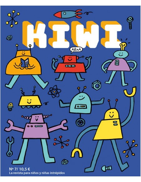 Kiwi nº7 - KLINK