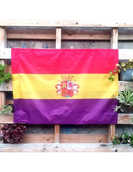 Bandera Segunda Republica Española