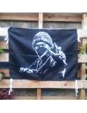 Bandera Tirachinas Acción Directa