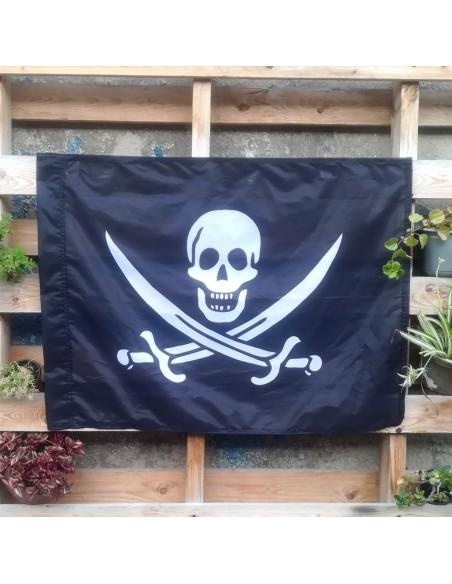 Bandera Pirata Jack Rackham
