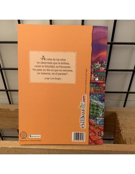 Cuaderno Al atardecer