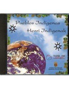 CD Juego multimedia Pueblos Indígenas / Herri Indigenak