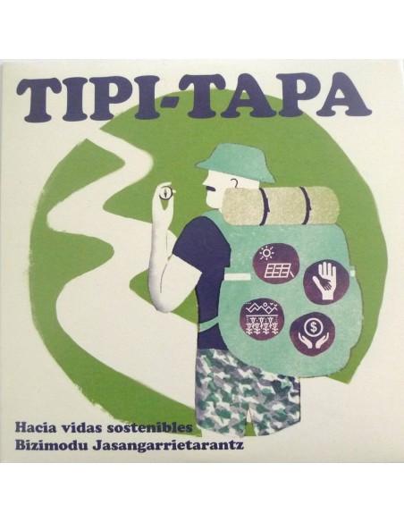 DVD Tipi-Tapa - Hacia vidas sostenibles / Bizimodu Jasangarrietarantz