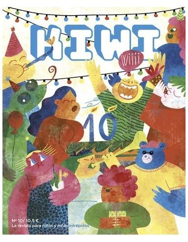 Kiwi nº 10- WII
