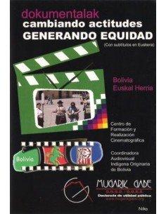 DVD Cambiando actitudes generando equidad