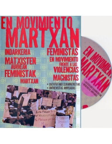 DVD En movimiento: Feministas en movimiento frente a las violencias machistas