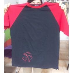 Camiseta Mugarik gabe