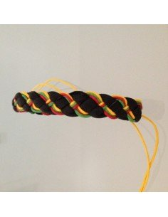 Pulsera bandera kurda - Rojava / Negra