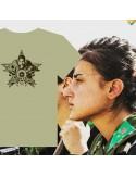 Camiseta Solidaridad con Rojava (Kurdistán)