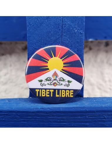 Chapa Tibet Libre