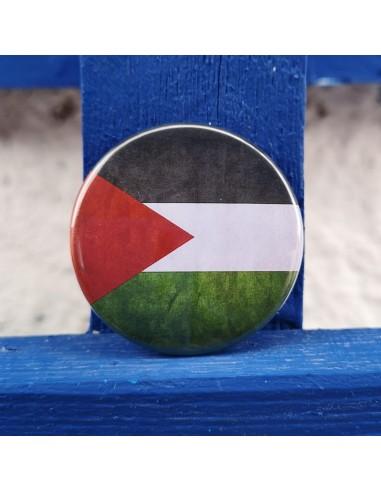 Chapa bandera palestina