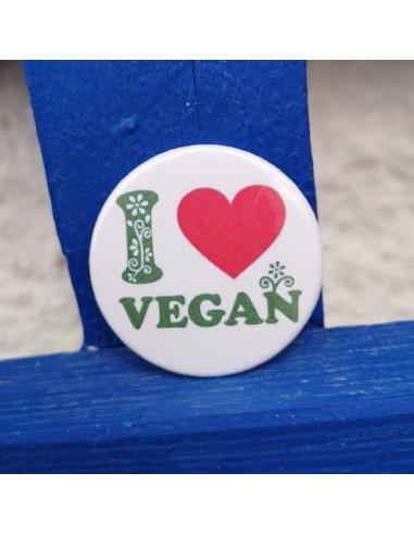 Chapa I love Vegan