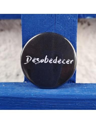 Chapa Desobedecer