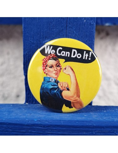 Chapa We can do it (Rosie)