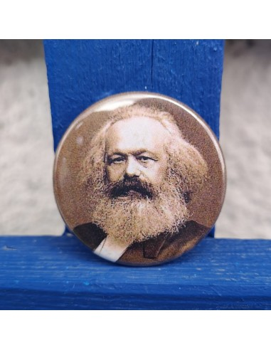 Chapa Karl Marx