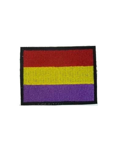 Parche bandera República
