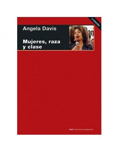 Mujeres, raza y clase por Angela Davis