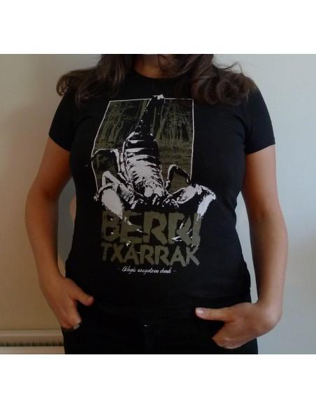 Camiseta Berri Txarak - Escorpion