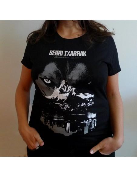 Camiseta Berri Txarak - Lobo