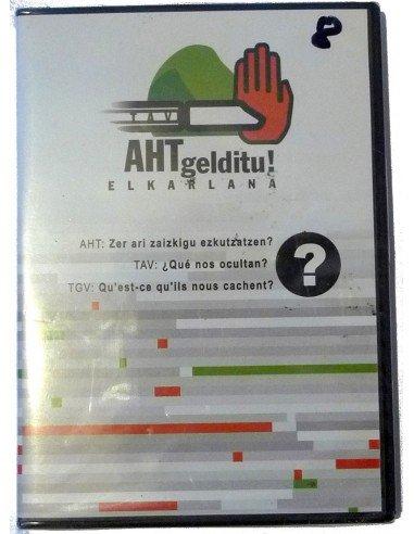 AHT gelditu! Elkarlana - DVD