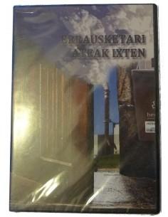Errausketari ateak Ixten - DVD