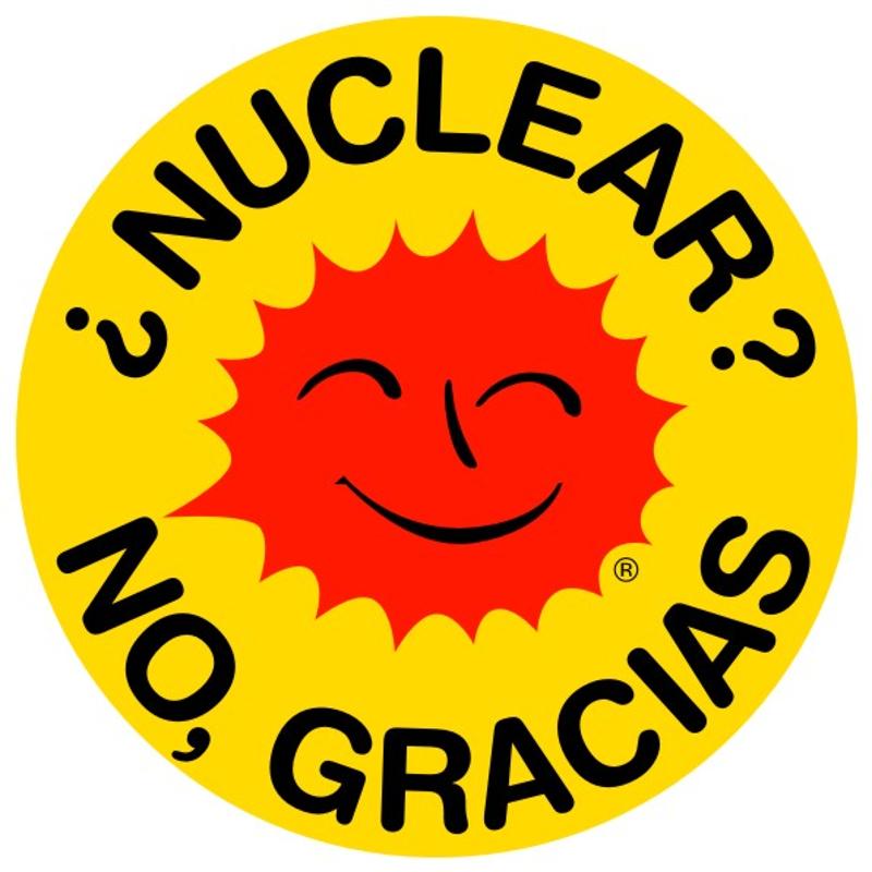 Resultado de imagen de fotos nucleares no gracias en euskera