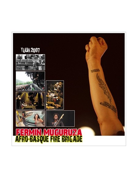Afro-Basque fire brigade tour 2007 (Libro + DVD)