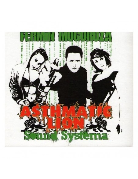 Asthmatic Lion Sound Systema - CD