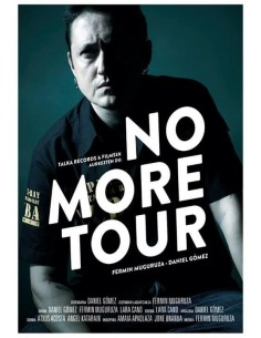 No More tour - DVD