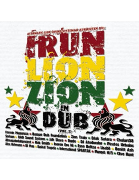 Irun lion zion in dub (Vol.I)