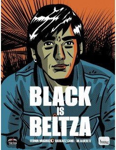 BLACK IS BELTZA - cat
