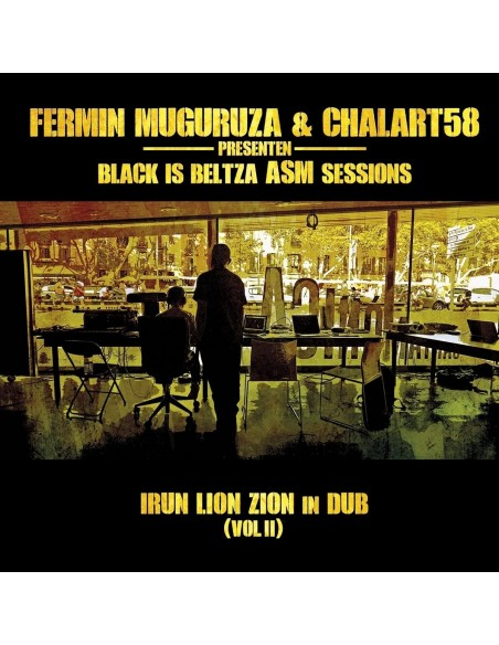 Black is beltza ASM sessions - LP