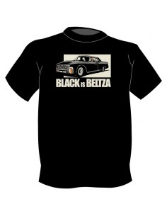 Camiseta Black is Beltza