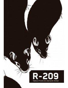 R-209. Habla el Frente de Liberación Animal