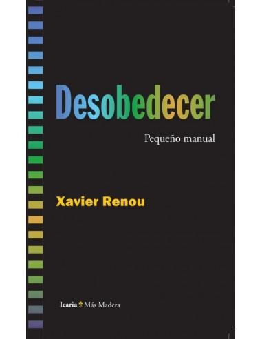 Desobedecer, pequeño manual