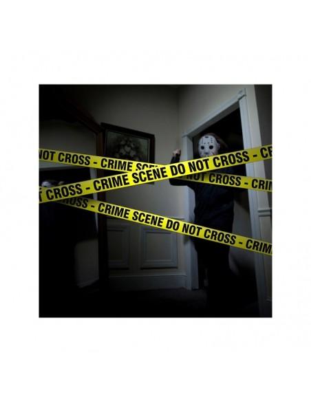 Cinta escena del crimen DO NOT CROSS