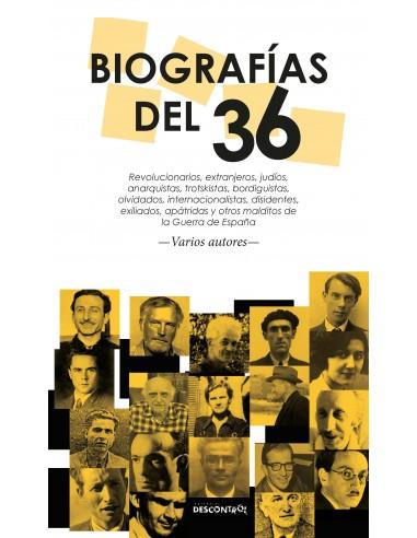 Biografías del 36