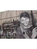 Camiseta Palestina Leila Khaled