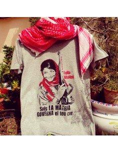 Camiseta Leila Khaled (Palestina)