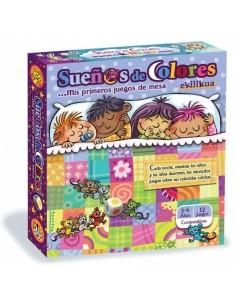 Sueños de Colores - Juego cooperativo - 3-6 años